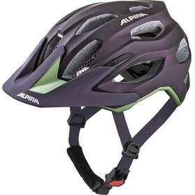 Alpina Carapax 2.0 Bike Helmet purple